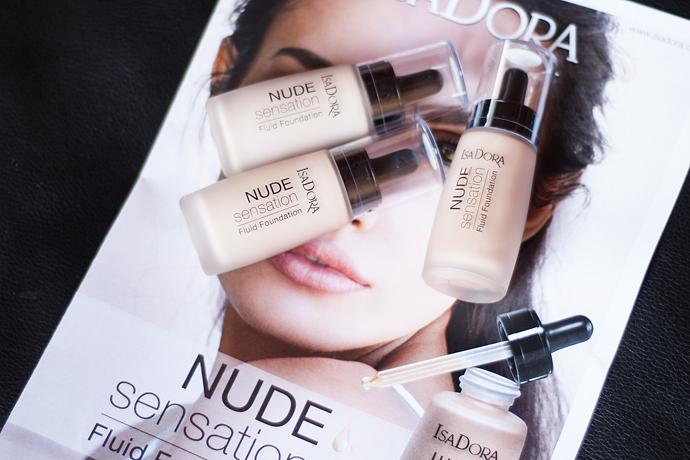 IsaDora Nude Sensation