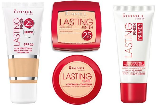 Primer lasting finish Rimmel