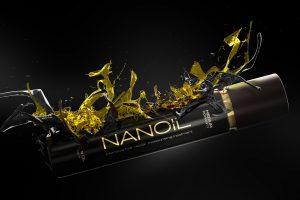 Haaröl Nanoil. Übernehmen Sie die Kontrolle über Ihre Haare!