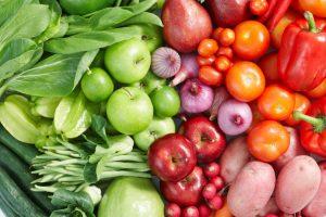 Natürliche Pflegeprodukte mit Gemüseextrakten